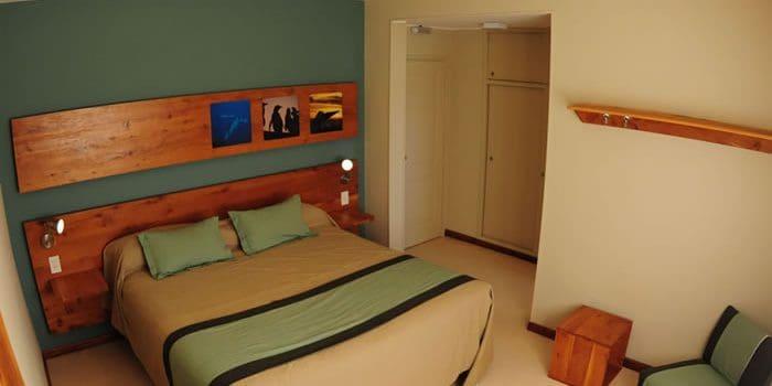 Single – Double Quarto – Hotel em Puerto Pirámides
