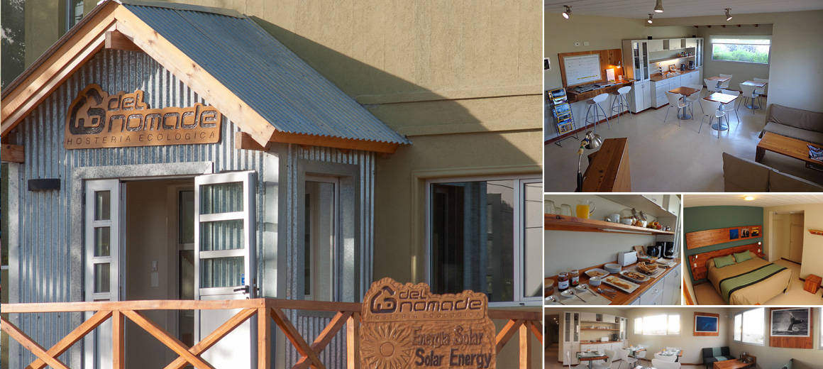 Hotel in Puerto Piramides where to sleep in Valdes peninsula