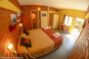Room in Puerto Pirámides Guest House De Luna