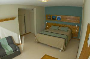 Hotel room Peninsula Valdes Puerto Piramides