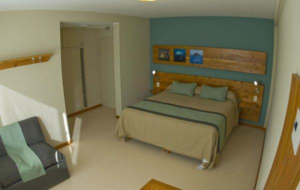 Single – Double / TPL – Habitación de Hotel en Puerto Pirámides – Península Valdés