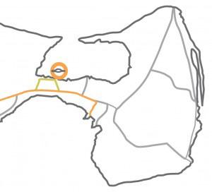 Mapa: Ilha dos Pássaros