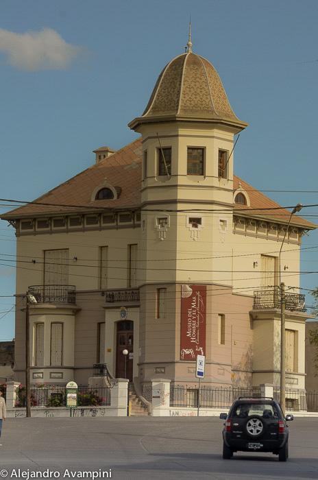 Provinzmuseum des Menschen und des Meeres