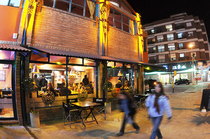 Bars, restaurants Casino in the nightlife of Puerto Madryn