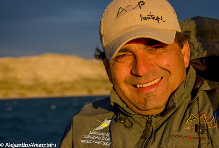 Marcelo Franco Punta Piramide Park Ranger
