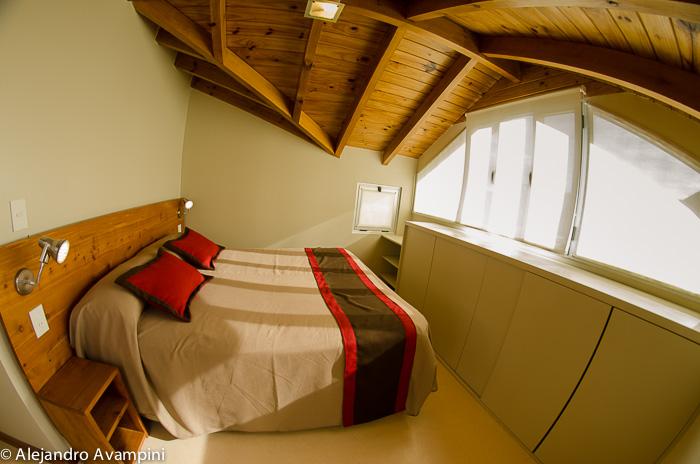 Apartment room puerto madryn piramides valdes peninsula argentine patagonia