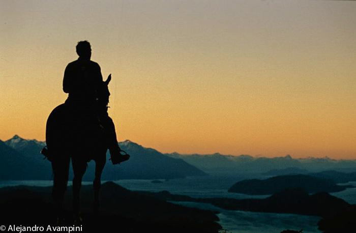 cabalgata bariloche patagonia