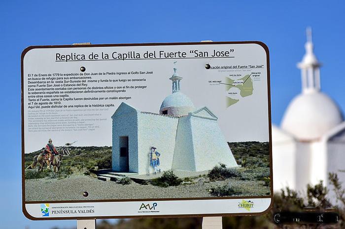 Isla de los Pájaros - Capilla - Peninsula Valdes