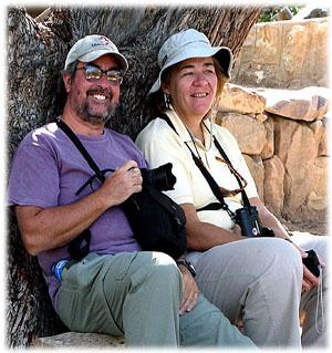 Carlos Passera y Carol Patagonia Argentina
