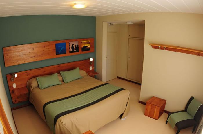 room eco hotel puerto piramides - peninsula valdes hotel