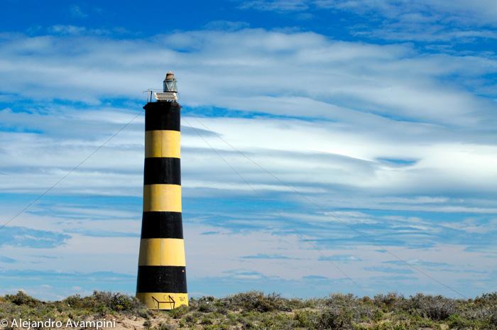 Faro de Punta Ninfas Golfo Nuevo Puerto Madryn