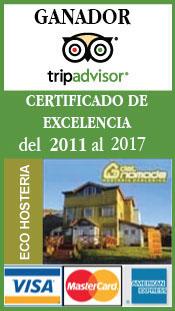 certificado hotel excelencia