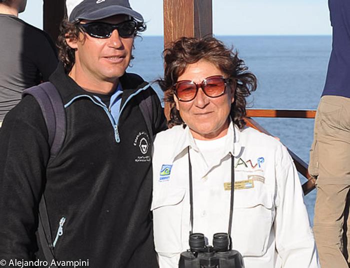 Orca Reserch Punta Norte La Ernestina Valdes schiereiland