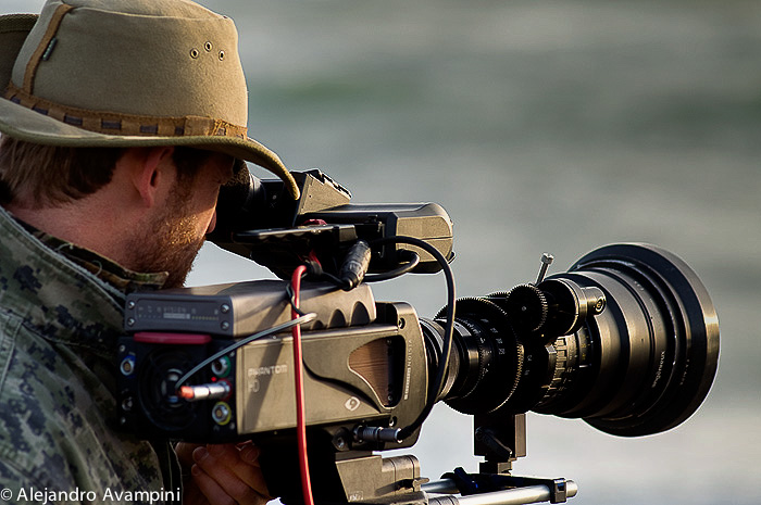 Documentary Filmaker Orca Season National Geographic Peninsula Valdes
