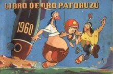 Paturuzu Cacique Tehuelche de Historieta