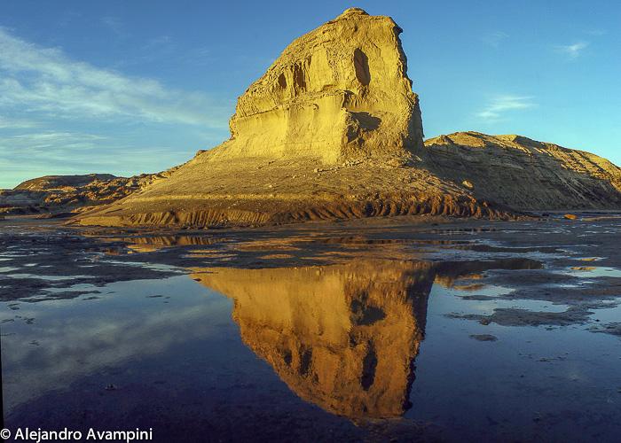Eras geológicas en Península Valdés