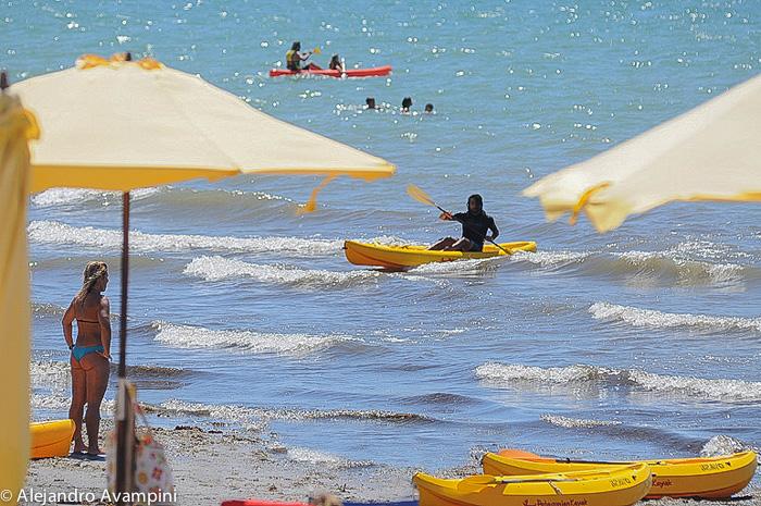 Playa Puerto Madryn - Verano 2016 Peninsula Valdes