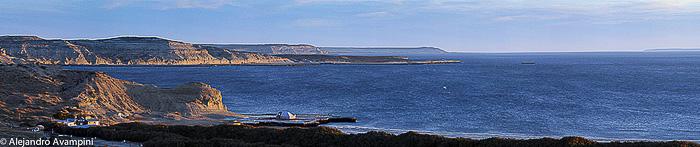 Puerto Pirámides - Península Valdés