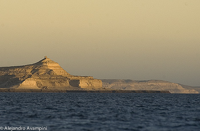 Punta Piramide - Peninsula Valdes -