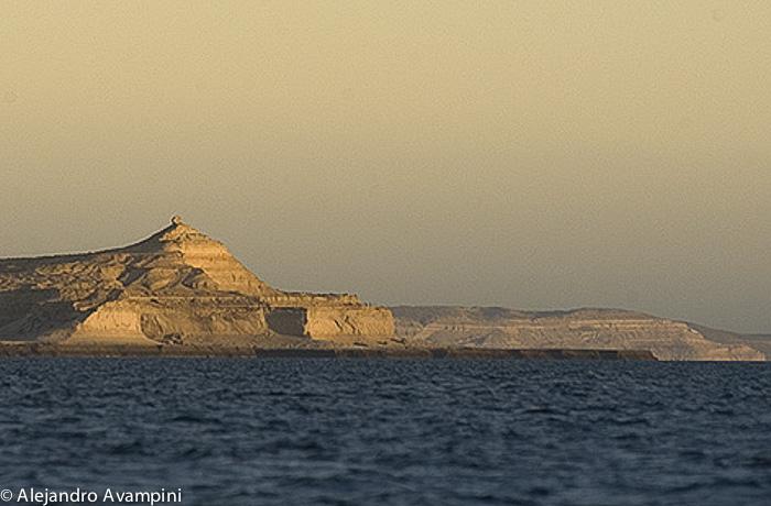 Naturschutzgebiet - Punta Piramide Halbinsel Valdes