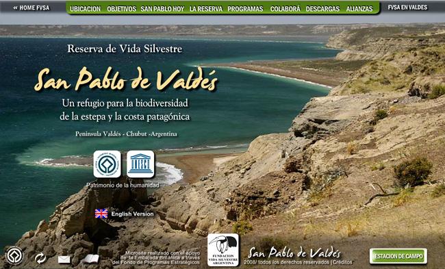 San Pablo Valdes - Perninsula - Patagonia Argentina