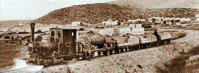Salt history Valdes Peninsula