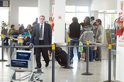 Aeropuerto de Puerto Madryn Península vales